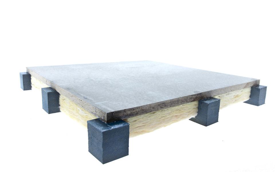 Contactgeluidsisolatie Houten Vloeren : Iso float dox acoustics